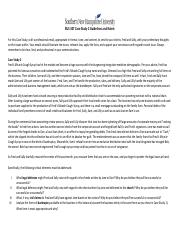 BUS-307 Case Study 2 Guidelines and Rubric