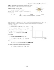 Thermodynamics HW Solutions 885