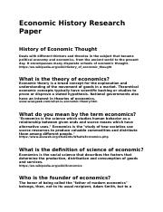 Economic History Research Paper.docx