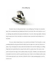 The wedding ring.docx