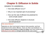 2010-02-03 Chapter 05 Diffusion