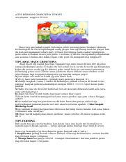 Tips Bermain Growtopia Docx Atips Bermain Growtopia Update Abis Diupdate Tanggal Hae Coeg Ane Bakal Ngasih Beberapa Infoh Tentang Game Buatan Robinson Course Hero