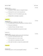 Modular Review Test (MRT) Answers- Intro & Forecasting.docx