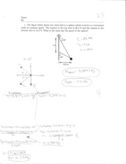 Physics 201 Exam 1