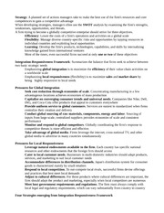 International Business Study Guide 3