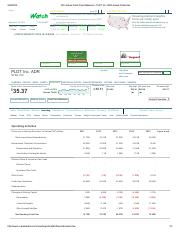 PHI Annual Cash Flow Statement - PLDT Inc