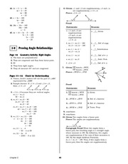 Pre-Calculus Homework Solutions 44