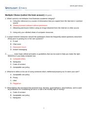 LP10 SPOTLIGHT Ethics Worksheet.docx