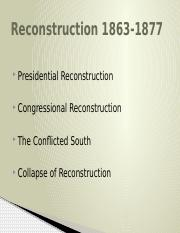 Reconstruction.pptx