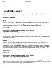 Format for Exercise III Notes.pdf