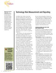 Technology Risk Measurement and Reporting.pdf