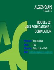 18W_Module 02 - Java Foundations I - Compilation.pdf