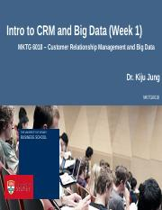 2016S1WK1 - Intro to CRM and Big Data (Instructor)(1).pptx
