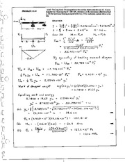 1356_Mechanics Homework Mechanics of Materials Solution
