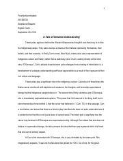 klee wyck essay