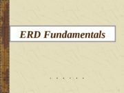 ERD_Lecture_Notes