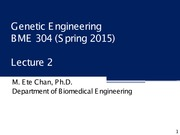 Genetic Engineering2015_Lecture2