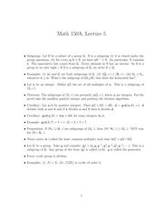 Math150-Lecture5
