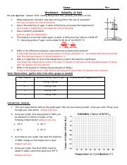 solubility chart worksheet 3 reading a solubility chart 1 the curve shows. Black Bedroom Furniture Sets. Home Design Ideas