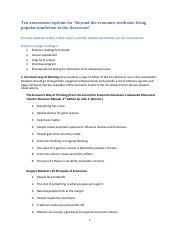 assessment-options-guided-reading-questions
