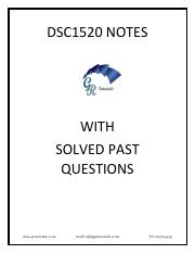 DSC1520 NOTES AND PAST PAPERS-2.pdf