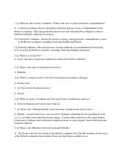 Q  A for both Judaism Notes and Three Forms Judaism -1.pdf