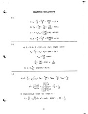 Numerical Integration Answers