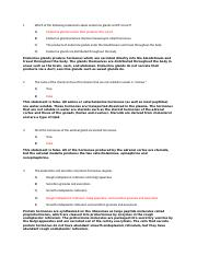 Endocrine System Questions.docx