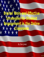 Digital Tools and Effective Strategies for Student Engagement.pptm
