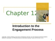 ACCT 632 Chapter 12 PowerPoint Slides