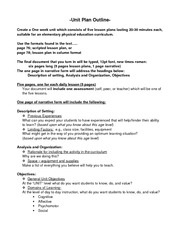 vcaa study guide physical education unit 3