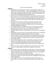 great gatsby essay questions and answers The great gatsby questions & answers (chapter 1-5) by anguyen_401103.
