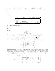 sketch solutions recent STAT3102 exams.pdf