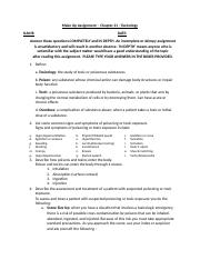 Chapter 21 - Toxicology (1).docx