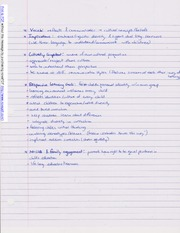 Notes on Curriculum