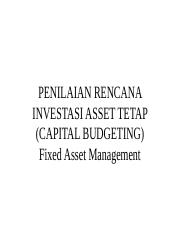 Capital Budgeting Revisi 2.pptx