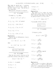 14.3 Partial Derivatives-solutions