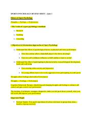 SPORTS PSYCHOLOGY REVIEW SHEET – Quiz 1.docx