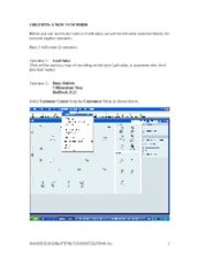 7_QuickBooks_Student_Edition_V19_-_Creating_a_New_Customer