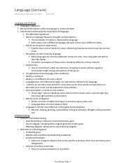 Psychology (Notes for Exam 3).pdf