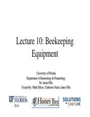 Lecture 10 - Beekeeping Equipment.pdf
