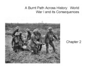 CH. 2 Burnt Path Across History