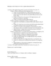 Argumentative essay on utilitarianism