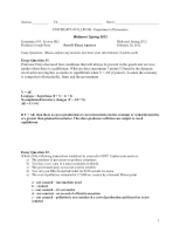 Solutions to Midterm 1 Spring 20120-1