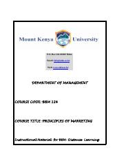 BBM_124_Principles_of_Marketing