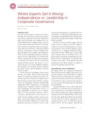 Case 7_Where Experts Get It Wrong Independence vs. Leadership in CG.pdf