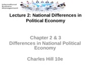 MGMT389_Summer2015_Lectures_Lecture_2___National_Differences_in_Political_Economy