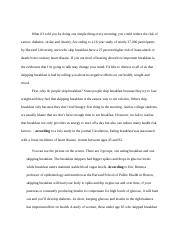 Science thesis statement generator