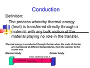 Lesson 3 (Thermal Conduction)