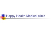 Happy Health Medical clinic
